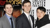 War Horse Opening Night  Ariel Heller  Joby Earle  Enrico D. Wey