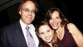 Opening Night of Wonderland – parents – Carly Rose Sonenclar