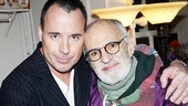 David Furnish at The Normal Heart  David Furnish  Larry Kramer
