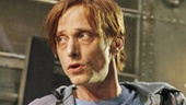 Mackenzie Crook as Ginger in Jerusalem.