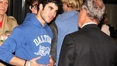 Glee NYC – Darren Criss – Mayor Bloomberg