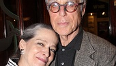 House of Blue Leaves Opening Night  John Guare  Adele Chatfield-Taylor