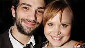 House of Blue Leaves Opening Night  Jay Baruchel  Alison Pill