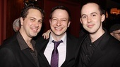 House of Blue Leaves Opening Night  Thomas Sadoski  Tally Sessions  Jimmy Davis