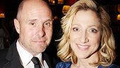 House of Blue Leaves Opening Night  Paul Schulze  Edie Falco