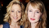 House of Blue Leaves Opening Night  Edie Falco  Halley Feiffer