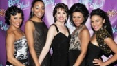 The five gorgeous leading ladies of Baby It's You!: Kyra Da Costa, Erica Ash, Beth Leavel, Christina Sajous and Crystal Starr.