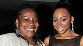 Baby Its You Opening Night  Erica Ash  mother