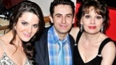 Baby Its You Opening Night  Kelli Barrett  Brandon Uranowitz  Beth Leavel