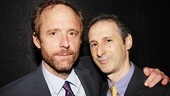 The Normal Heart Opening Night  John Benjamin Hickey  Richard Topol