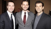 The Normal Heart Opening Night – Luke Macfarlane – Wayne Alan Wilcox – Mark Harelik