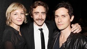 The Normal Heart Opening Night  Juliet Rylance  Lee Pace  Christian Camargo 