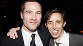 The Normal Heart Opening Night  Luke Macfarlane  Kevin Cahoon