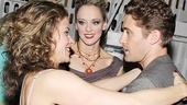 Matthew Morrison at Catch Me If You Can  Rachelle Rak  Angie Schworer  Matthew Morrison