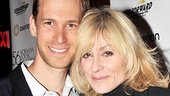 Drama Desk Awards Cocktail Reception  David Korins  Judith Light