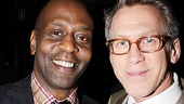 K. Todd Freeman and Stephen Spinella, who play a longtime couple in IHO, also shared the stage in the L.A. premiere of Tony Kushner's Angels in America.