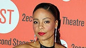 Ladies and gentlemen, Vera Stark! Leading lady Sanaa Lathan looks stunning on her opening night red carpet.