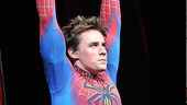 Spider-man returns  Reeve Carney
