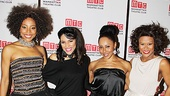 MTC 2011 Spring Gala  Erica Ash  Crystal Starr  Kyra DaCosta  Christina Sajous