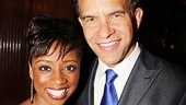 MTC 2011 Spring Gala  Montego Glover  Brian Stokes Mitchell
