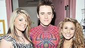 Spider-Man Idols - Lauren Alaina  Reeve Carney  Haley Reinhart 