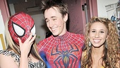 Spider-Man Idols  Lauren Alaina  Reeve Carney  Haley Reinhart