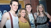 Spider-Man Idols  Reeve Carney  Haley Reinhart  Scotty McCreery  Lauren Alaina