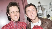 Spider-Man Idols  Reeve Carney  Scotty McCreery