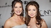 2011 Tony Awards Red Carpet  Brooke Shields - Donna Murphy 