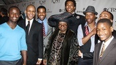 2011 Tony Awards Red Carpet – Whoopi Goldberg - Scottsboro Boys cast