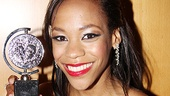 2011 Tony Awards Winners Circle  Nikki M. James