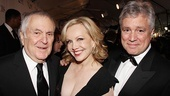 2011 Tony Awards Red Carpet  John Kander - Susan Stroman - David Thompson