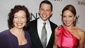2011 Tony Awards Red Carpet  Gretchen Cryer - Jon Cryer - Lisa Joyner