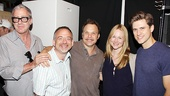 Catch Me If You Can 100th Performance – Scott Wittman – Marc Shaiman – Norbert Leo Butz – Laura Linney – Aaron Tveit