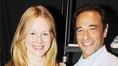 Catch Me If You Can 100th Performance  Laura Linney  Hal Luftig