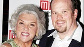Master Class Opening Night  Tyne Daly  Garrett Sorenson