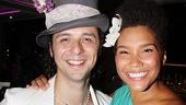 Hair Opening Night 2011 – Anthony Hollock – Emmy Raver-Lampman