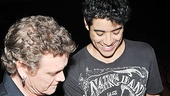 Def Leppard Drummer Rick Allen at <i>Rock of Ages</i> - Rick Allen – Dan Domenech
