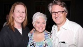 &lt;i&gt;Million Dollar Quartet&lt;/i&gt; Re-Opening Party  Beth Williams  Florence Lacey  Eric Schaeffer
