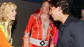 Novak Djokovic and Rafael Nadal at Mamma Mia – Lisa Brescia – Rafael Nadal