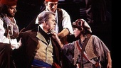Nick Jonas On Stage  Les Miz with Javert