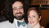 &lt;i&gt;Follies&lt;/i&gt; opening night  Adam Duritz  Carmel Dean