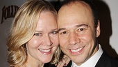 &lt;i&gt;Follies&lt;/i&gt; opening night  Rebecca Luker  Danny Burstein