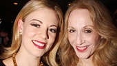 &lt;i&gt;Follies&lt;/i&gt; opening night - Kirsten Scott  Jan Maxwell