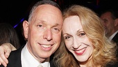 &lt;i&gt;Follies&lt;/i&gt; opening night  Michael Kaiser  Jan Maxwell 