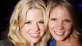 &lt;i&gt;Follies&lt;/i&gt; opening night  Megan Hilty  Kelli OHara