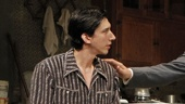 Show Photos - Man and Boy - Adam Driver - Frank Langella - Michael Siberry - Zach Grenier 