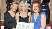 Mamma Mia Cupcake Event  Stacia Fernandez  Lisa Brescia  Jennifer Perry