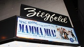 Mamma Mia Sing-Along Screening  marquee