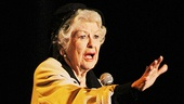 George C. Wolfe Gets Mr. Abbott Award – Elaine Stritch